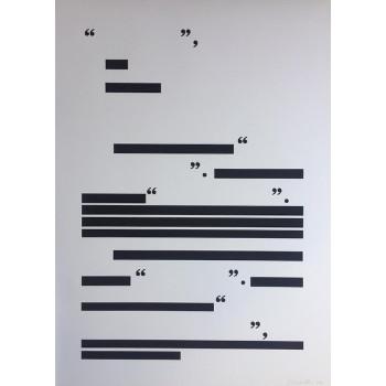 "Entre aspas """" - Jorge Francisco Soto"