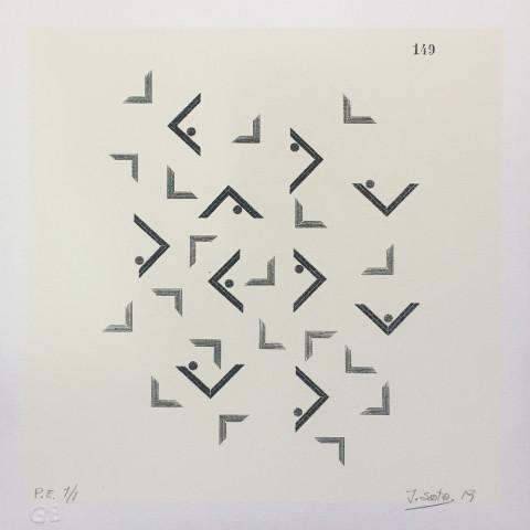Jorge Francisco Soto - Geometrias